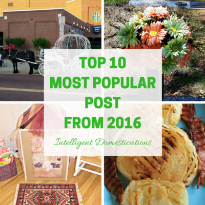 Our Top 10 Most Popular Posts for 2016