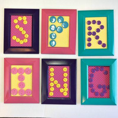 DIY Dollar Store Spring Craft