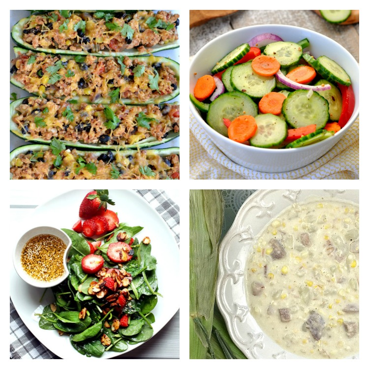 Veggie weeknight meal ideas