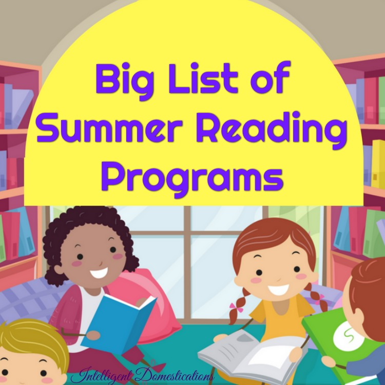 Free Summer Reading Programs. Many offer rewards. Our Summer Reading Program lists is updated yearly and includes free reading programs, recommended books for all ages and websites for all ages with resources. #summerreading #summerreadingprograms #kidssummeractivities