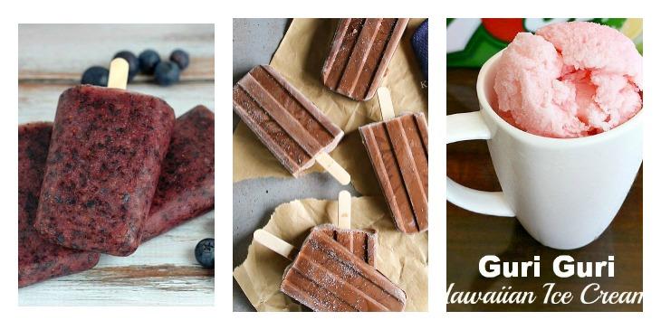 Frozen Treat Recipes not just for summer!