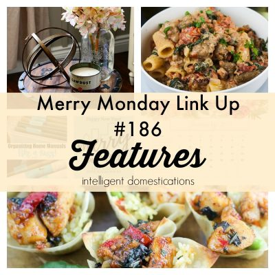 Merry Monday Link Up Party #186