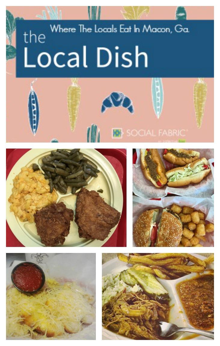 Where the locals eat in Macon, Ga.