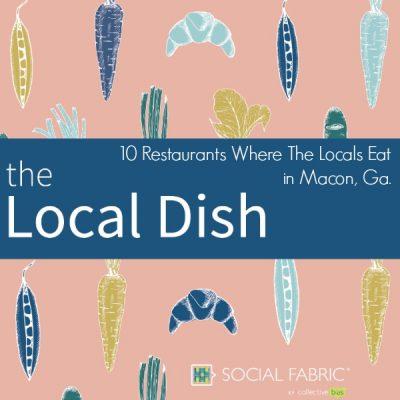 10 Restaurants Where The Locals Eat In Macon, Ga.