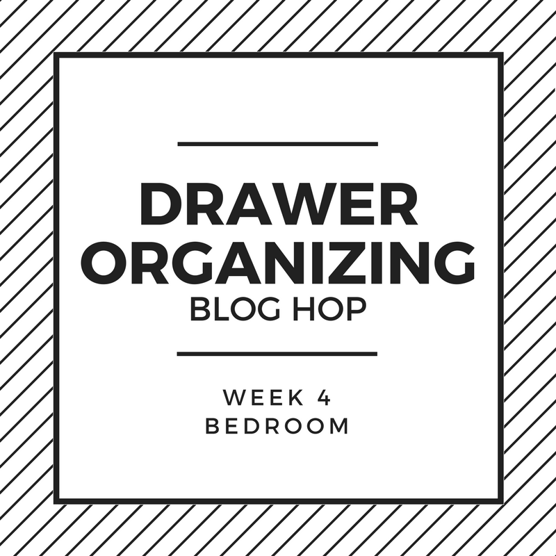 Bedroom Drawer Organization Ideas