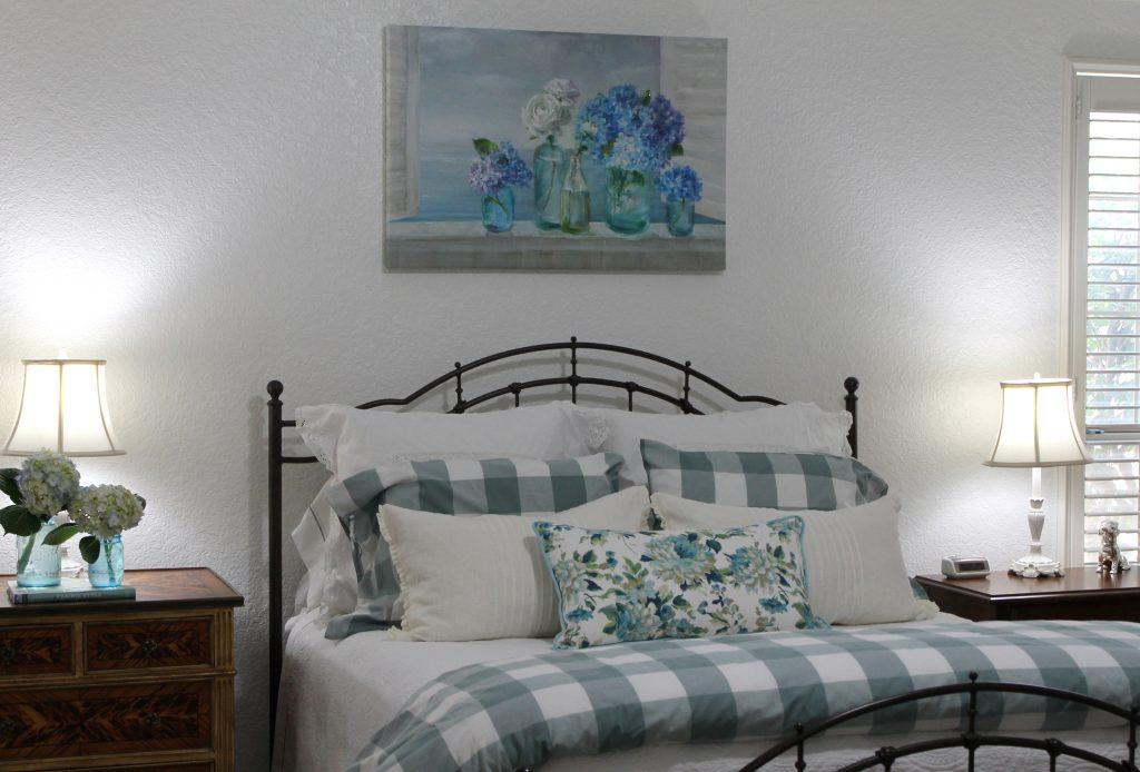 Springtime Bedroom refresh