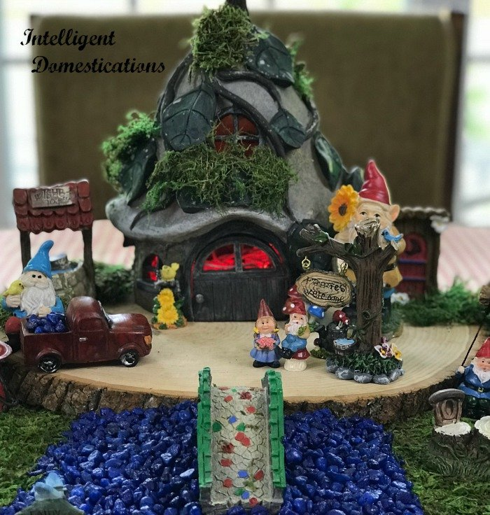 Fairy Garden Tablescape