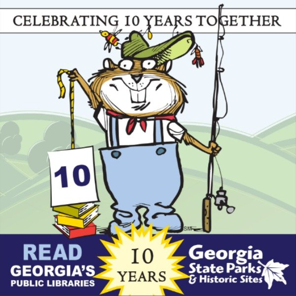 Georgia State Parks Library Loan Perks