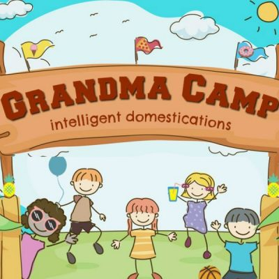 Grandma Summer Camp Ideas