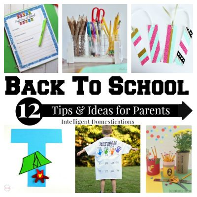 Back To School Tips (Merry Monday 215)