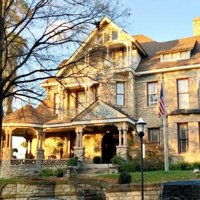 Mayor's Mansion Bed and Breakfast Chattanooga, Tn. Review