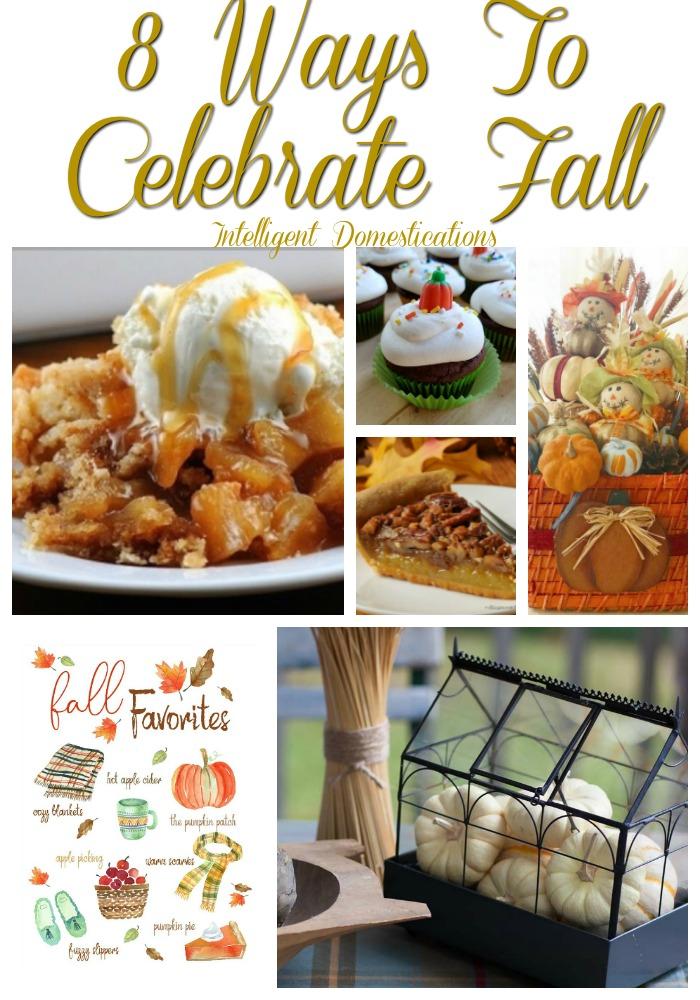 Ways to Celebrate Fall