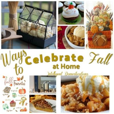 Ways To Celebrate Fall (Merry Monday 223)