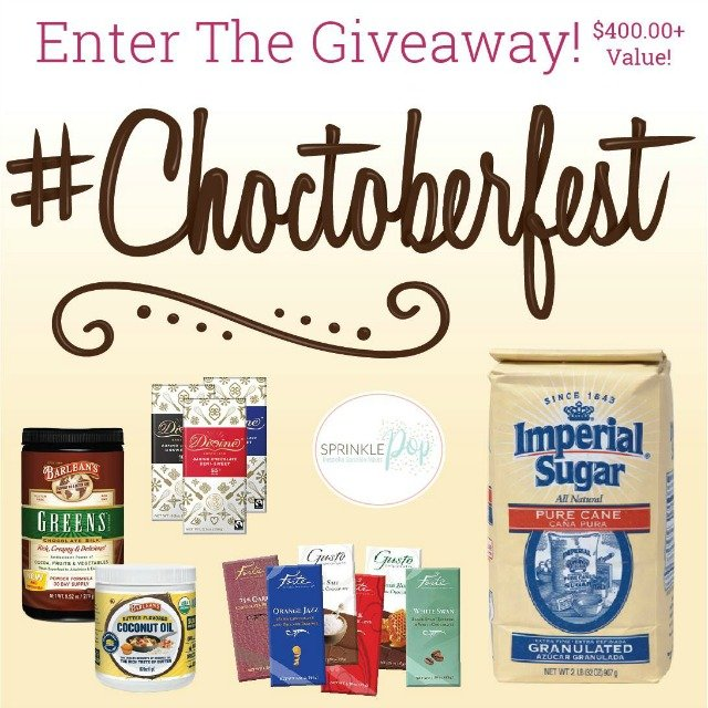 Choctoberfest Giveaway