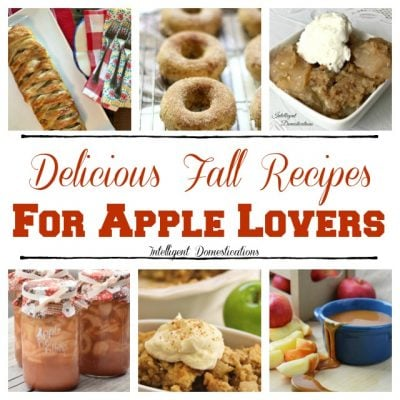 Delicious Fall Apple Recipes (Merry Monday 227)