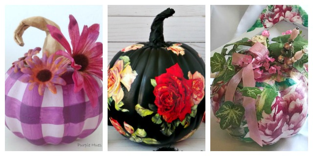 Simple and Easy DIY Pumpkin Decor