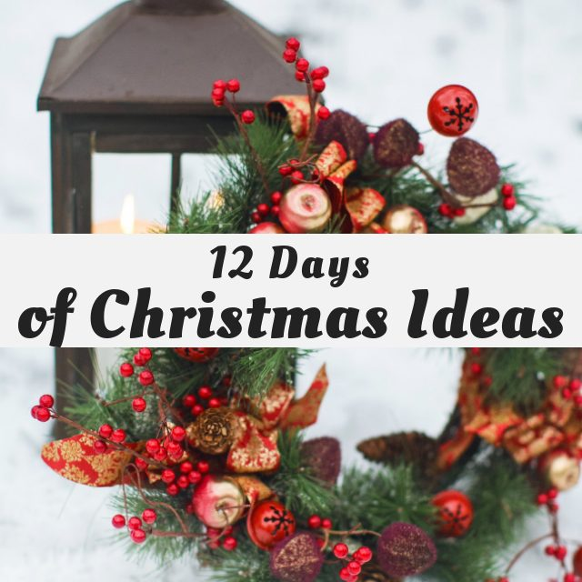 DIY Christmas Ideas and Recipes you can use this year! DIY Christmas Decor and Games Ideas #12daysofChristmas