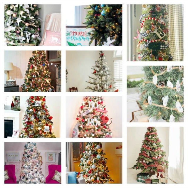 2018 Christmas Tree Blog Hop