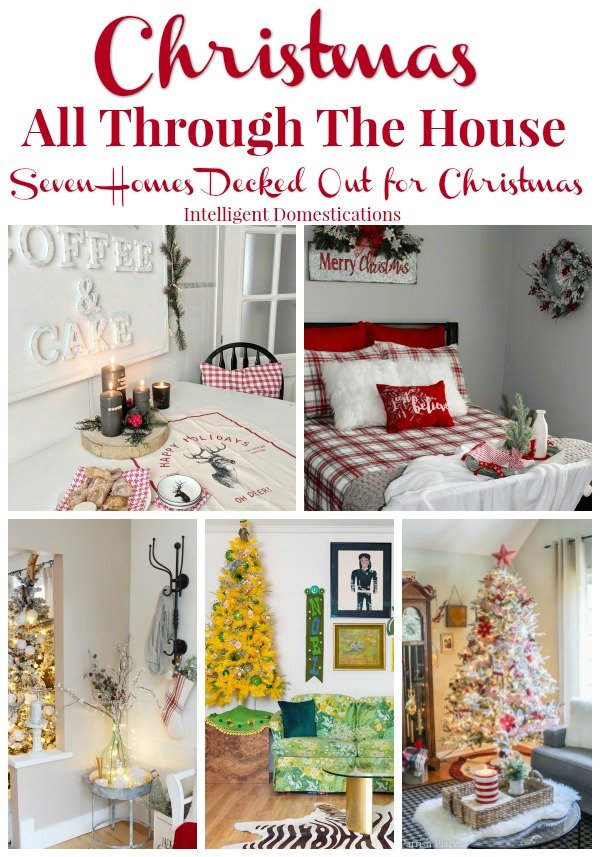 Christmas All Through The House Ideas Merry Monday 233 Intelligent Domestications