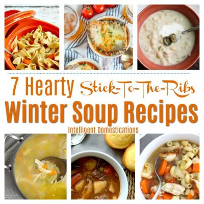 Hearty Winter Soup Recipes (Merry Monday 237)