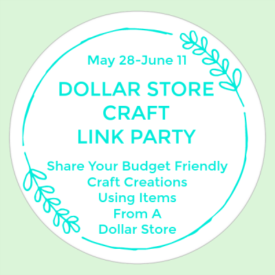 Dollar Store Decor Summer Link Up Party