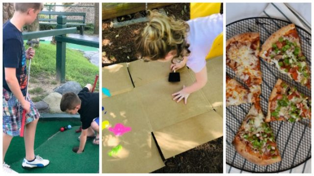 Activities to Keep Kids Busy over Summer Break