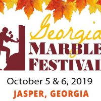 39th Annual Georgia Marble Festival Jasper