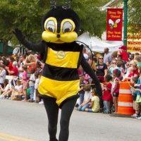 Hahira Honeybee Festival in Hahira Ga.
