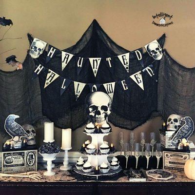Skeleton Halloween Party Ideas