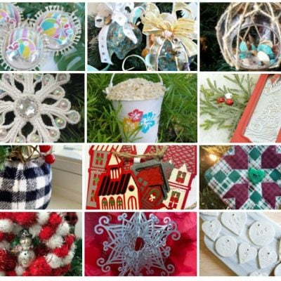 Christmas Ornament Exchange Craft Ideas Party