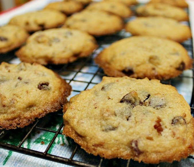 Bacon Pecan Chocolate Chip Cookies Recipe