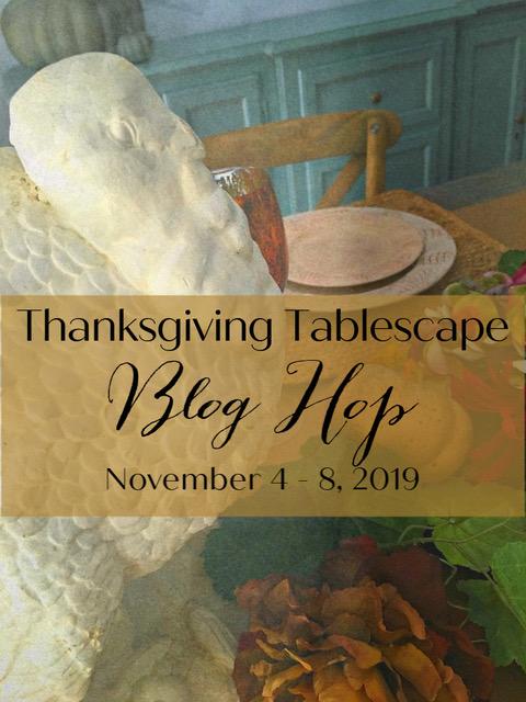 November Tablescape