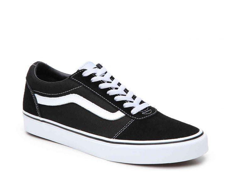 Ward Lo Suede Sneaker by Vans