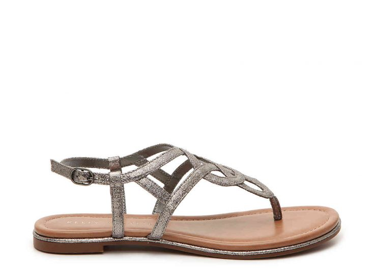 Paisly Sandal by Kelly & Katie