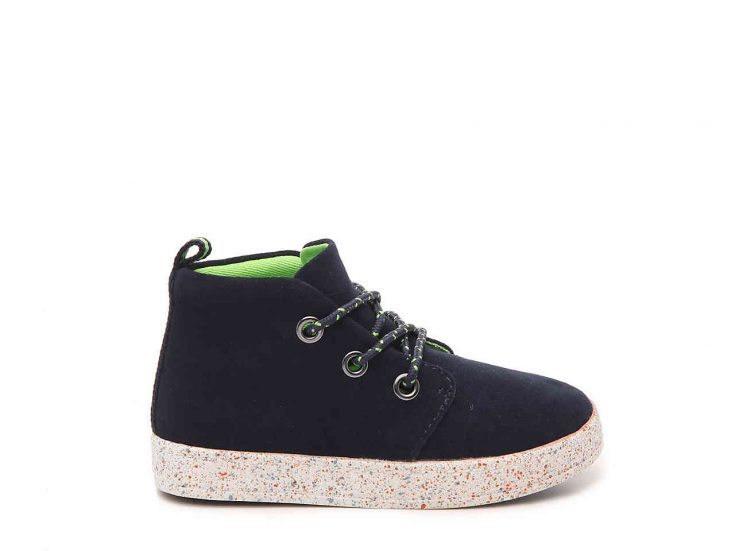 Kids High Top Sneaker - Udela