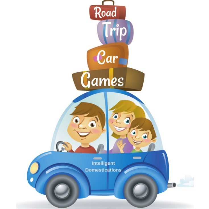 Family Friendly Road Trip Car Games