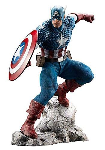 Marvel Captain America - ArtFX Premier Statue