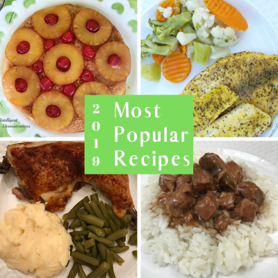 Most Popular Recipes And Ideas of 2019