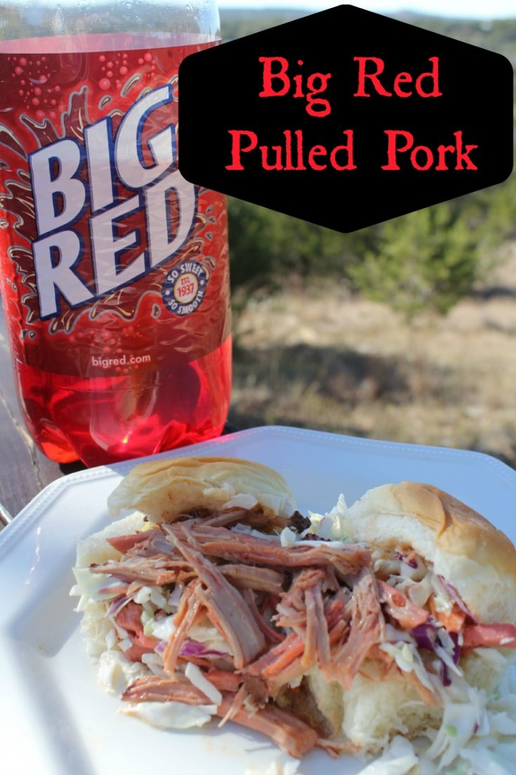 Big Red Pulled Pork