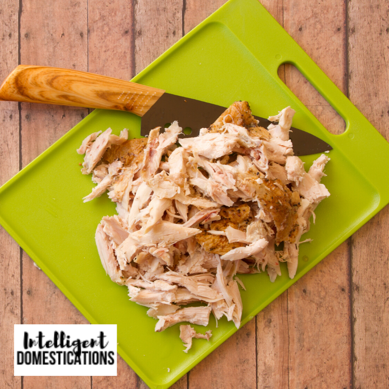 Chopped Rotisserie Chicken