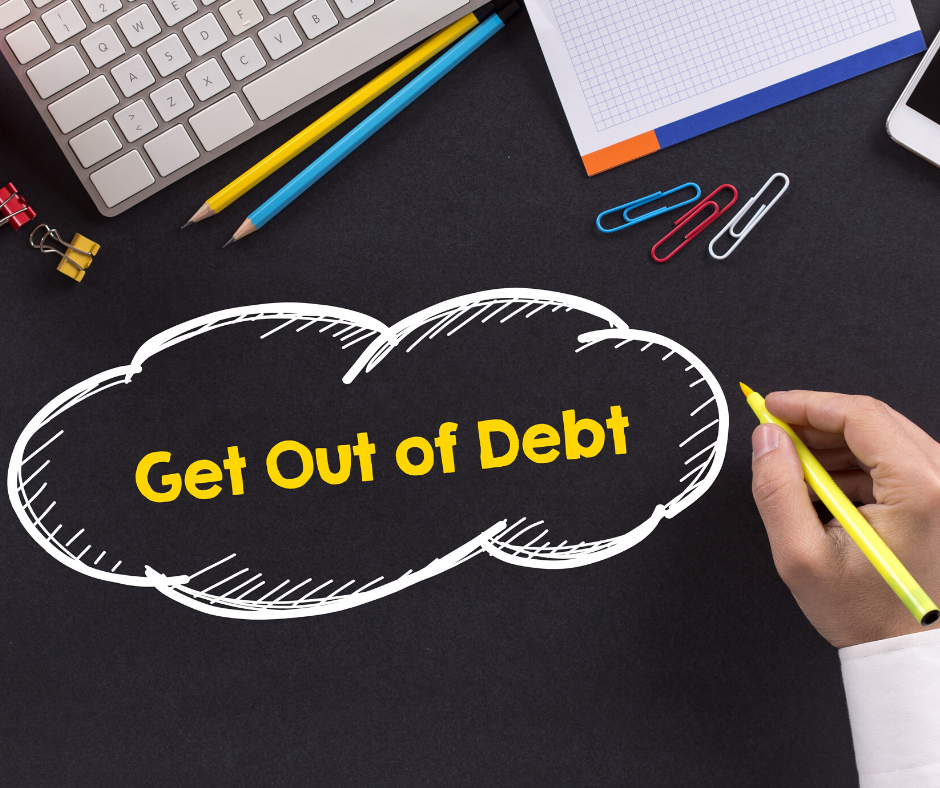 How we are getting out of debt