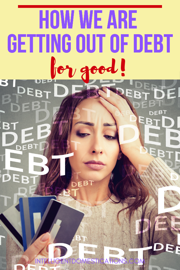 This is the beginning of our journey to get out of debt for good. I am sharing how we are following the Dave Ramsey baby steps to attack our debt snowball fast. The two things we cut in our budget first to get started