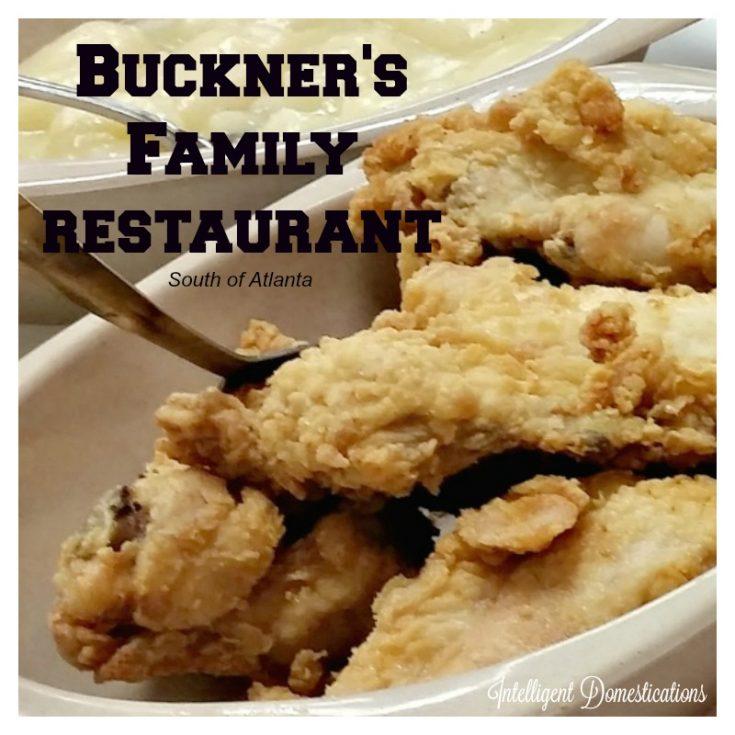 Buckner's Family Restaurant Jackson, Georgia