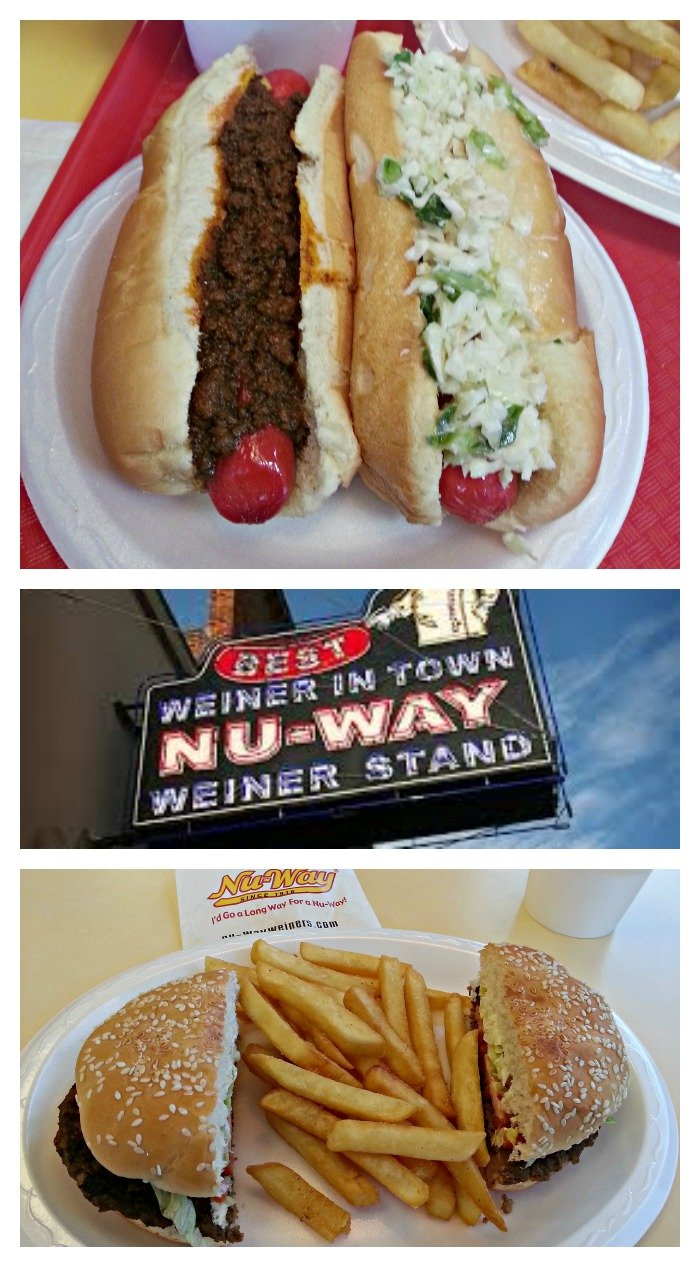 Our Hot Dog Tour Stops at Nu Way in Macon, Ga.
