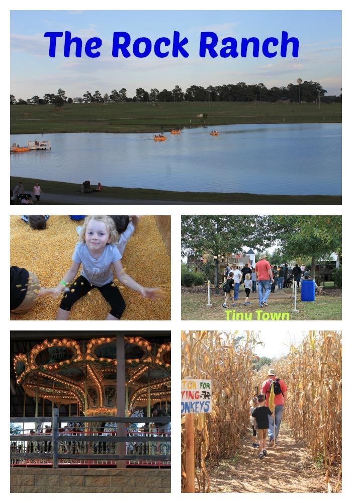 The Rock Ranch for Family Fun In Georgia