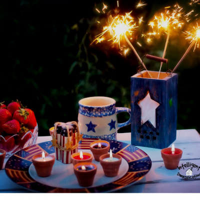 4th of July Party Ideas-Summer Food, Decor & Games