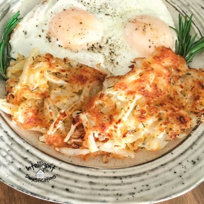 Classic Homemade Hash Browns Easy Recipe