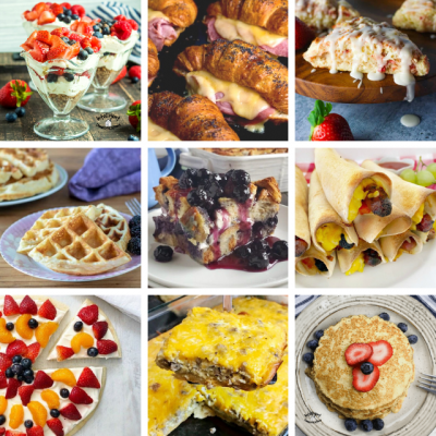 21 Mother's Day Brunch Recipe Ideas