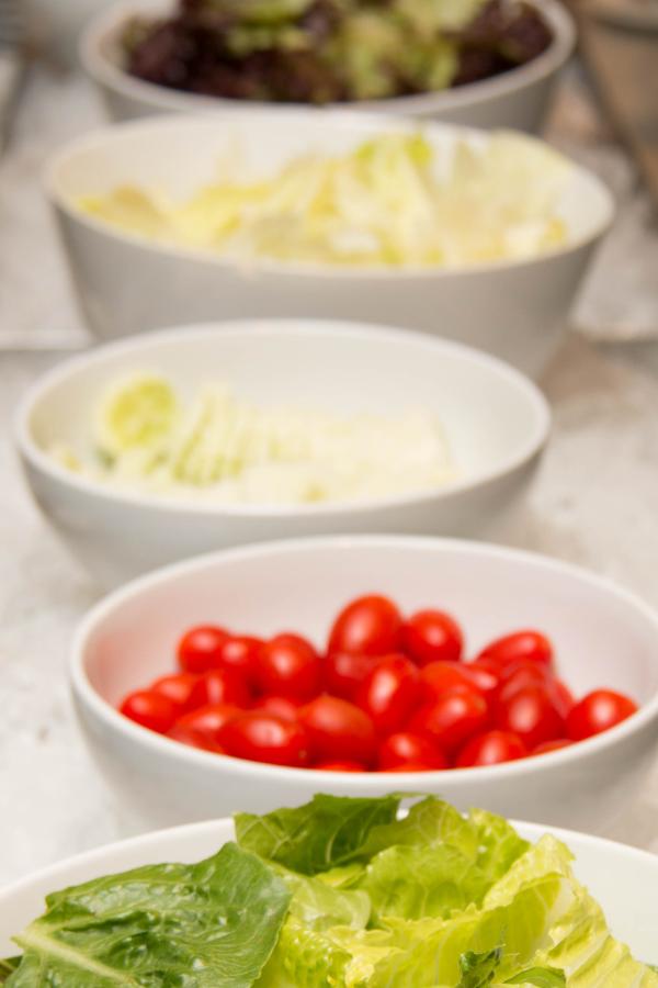 Salad buffet you can make at home